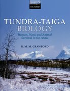 Cover for Tundra-Taiga Biology