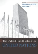 Cover for The Oxford Handbook on the United Nations