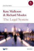 Cover for The Legal System