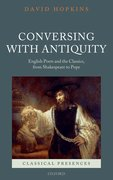 Cover for Conversing with Antiquity