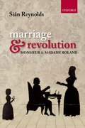 Cover for Marriage and Revolution
