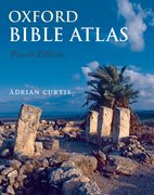 Cover for Oxford Bible Atlas