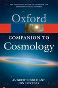 Cover for The Oxford Companion to Cosmology