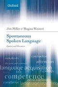 Cover for Spontaneous Spoken Language