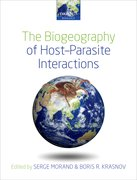 Cover for The Biogeography of Host-Parasite Interactions