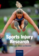 Cover for Sports Injury Research