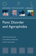 Cover for Panic Disorder and Agoraphobia