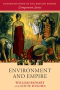 Cover for Environment and Empire