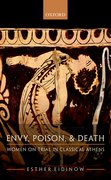 Cover for Envy, Poison, and Death