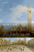 Cover for European Cities and Towns