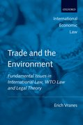 Cover for Trade and the Environment