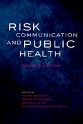 Cover for Risk Communication and Public Health