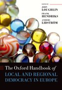 Cover for The Oxford Handbook of Local and Regional Democracy in Europe