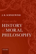 Cover for Essays on the History of Moral Philosophy