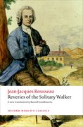 Cover for Reveries of the Solitary Walker - 9780199563272