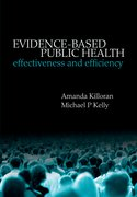 Cover for Evidence-based Public Health