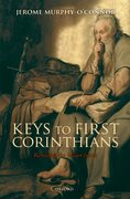 Cover for Keys to First Corinthians