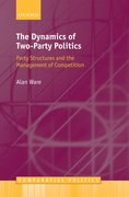 Cover for The Dynamics of Two-Party Politics