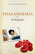 Cover for Thalassaemia: The Biography