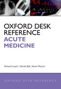 Cover for Oxford Desk Reference: Acute Medicine