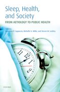 Cover for Sleep, Health and Society