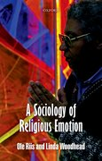 Cover for A Sociology of Religious Emotion