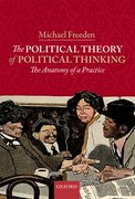 Cover for The Political Theory of Political Thinking