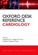 Cover for Oxford Desk Reference: Cardiology