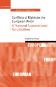 Cover for Conflicts of Rights in the European Union