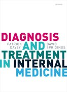 Cover for Diagnosis and Treatment in Internal Medicine
