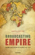 Cover for Broadcasting Empire