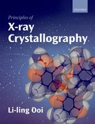 Cover for Principles of X-ray Crystallography
