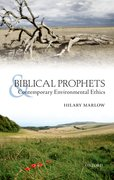 Cover for Biblical Prophets and Contemporary Environmental Ethics