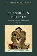 Cover for Classics in Britain