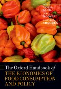 Cover for The Oxford Handbook of the Economics of Food Consumption and Policy