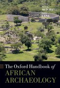 Cover for The Oxford Handbook of African Archaeology