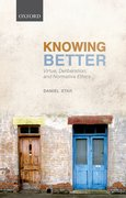 Cover for Knowing Better