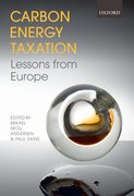 Cover for Carbon-Energy Taxation