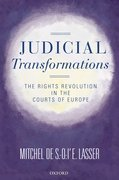 Cover for Judicial Transformations