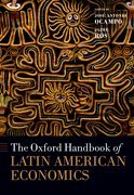Cover for The Oxford Handbook of Latin American Economics