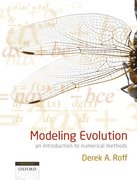 Cover for Modeling Evolution