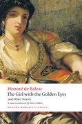 Cover for The Girl with the Golden Eyes and Other Stories