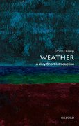 Cover for Weather: A Very Short Introduction