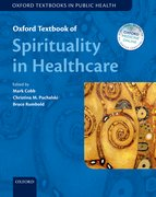 Cover for Oxford Textbook of Spirituality in Healthcare