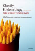 Cover for Obesity Epidemiology