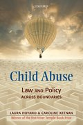 Cover for Child Abuse
