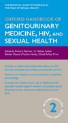 Cover for Oxford Handbook of Genitourinary Medicine, HIV, and Sexual Health