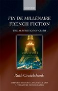 Cover for <i>Fin de millénaire</i> French Fiction