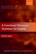 Cover for A Functional Discourse Grammar for English