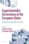 Cover for Experimentalist Governance in the European Union
